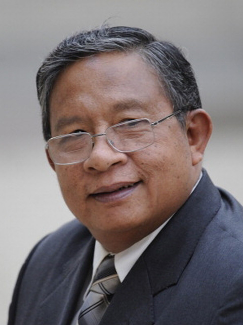 Dr. Darmin Nasution