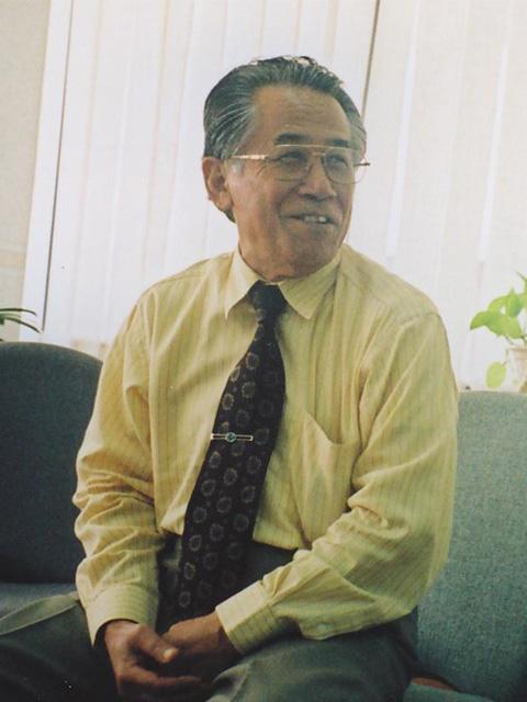 Prof. Dr. Rustam Didong