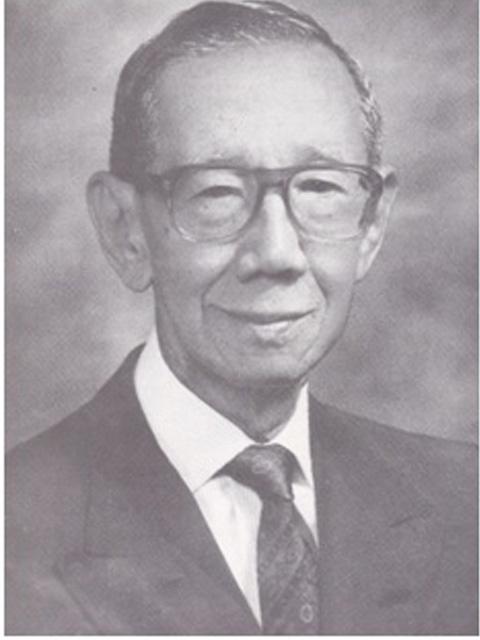 Prof.Dr. Sumitro Djojohadikusumo