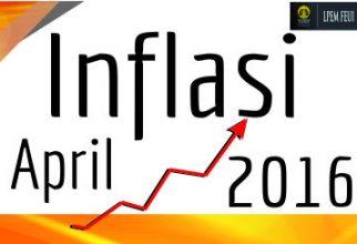 Analisis Inflasi Bulan April 2016