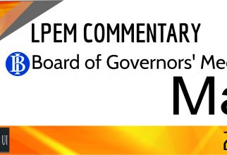 LPEM COMMENTARY BI BOARD OF GOVERNORS' MEETING MAY 2016