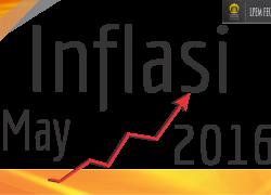 ANALISIS INFLASI BULAN MEI 2016