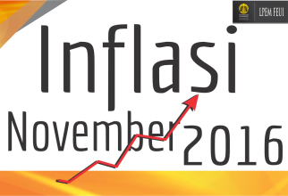 ANALISIS LPEM: INFLASI NOVEMBER 2016