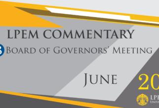 SERI ANALISIS MAKROEKONOMI: Rapat Dewan Gubernur Bank Indonesia, Juni 2020