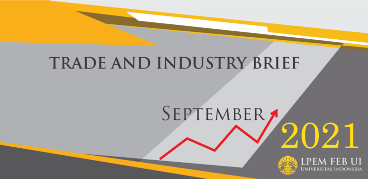 SERI ANALISIS EKONOMI: TRADE AND INDUSTRY BRIEF, September 2021