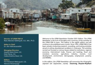 Mencari Alternatif Pembiayaan bagi Infrastruktur Tahan Bencana di Indonesia
