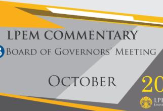 SERI ANALISIS MAKROEKONOMI: BI Board of Governor Meeting, Oktober 2021