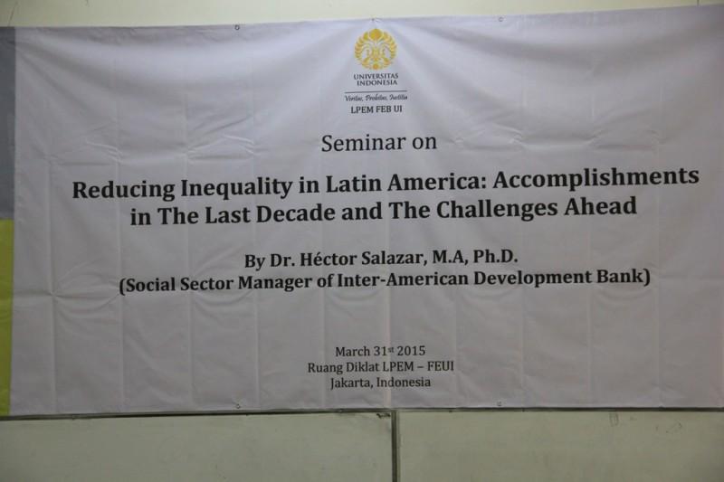socioelogical inequality in latin america